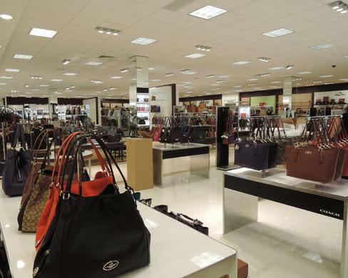 c56202dda3 Go Inside the New Dillard s at Mall at University Town Center ...