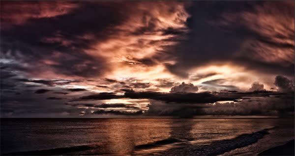 Sunset anna maria bqmrun