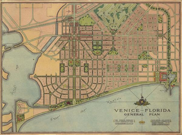 Venice city plan sjb7ge