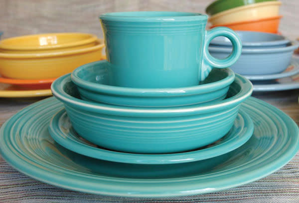 Fiesta Dinnerware is a Colorful Collectible | Sarasota Magazine