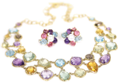 Shopping necklace ivv6cn