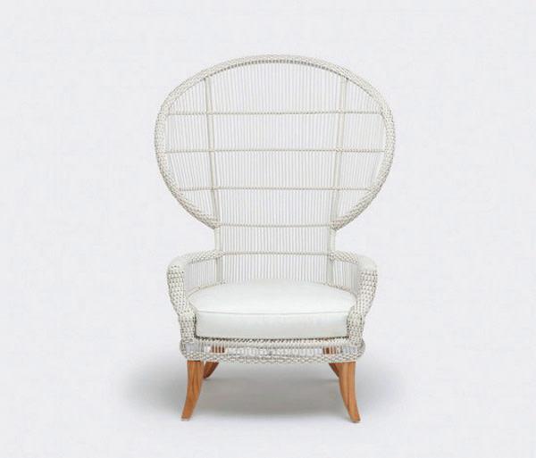 Aurora outdoor chair from made goods yrw5d2