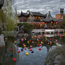 Red Lanterns Light Up The New Year Portland Monthly