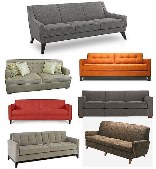 sofa size and the mid century mods portland monthly. Black Bedroom Furniture Sets. Home Design Ideas