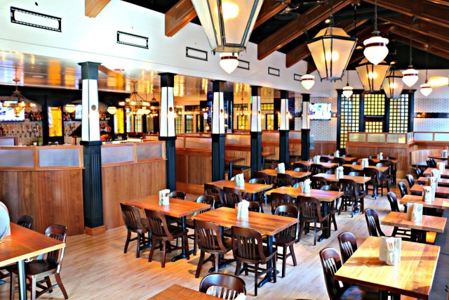 Look Inside Tavern Hall Now Open In Bellevue Seattle