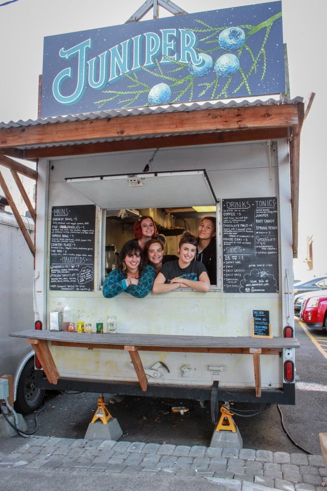 Gluten Free Vegan Food Cart Portland
