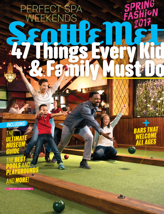 47 Things Every Kid Family Must Do April 2017 Seattle Met