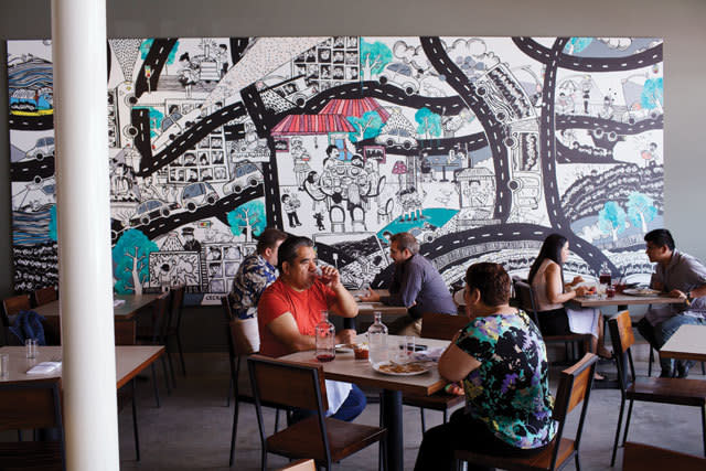 Top Ten Mexican Restaurants In Houston