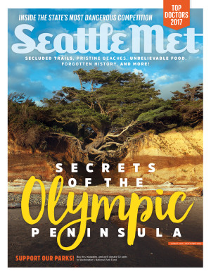 Secrets Of The Olympic Peninsula August 2017 Seattle Met