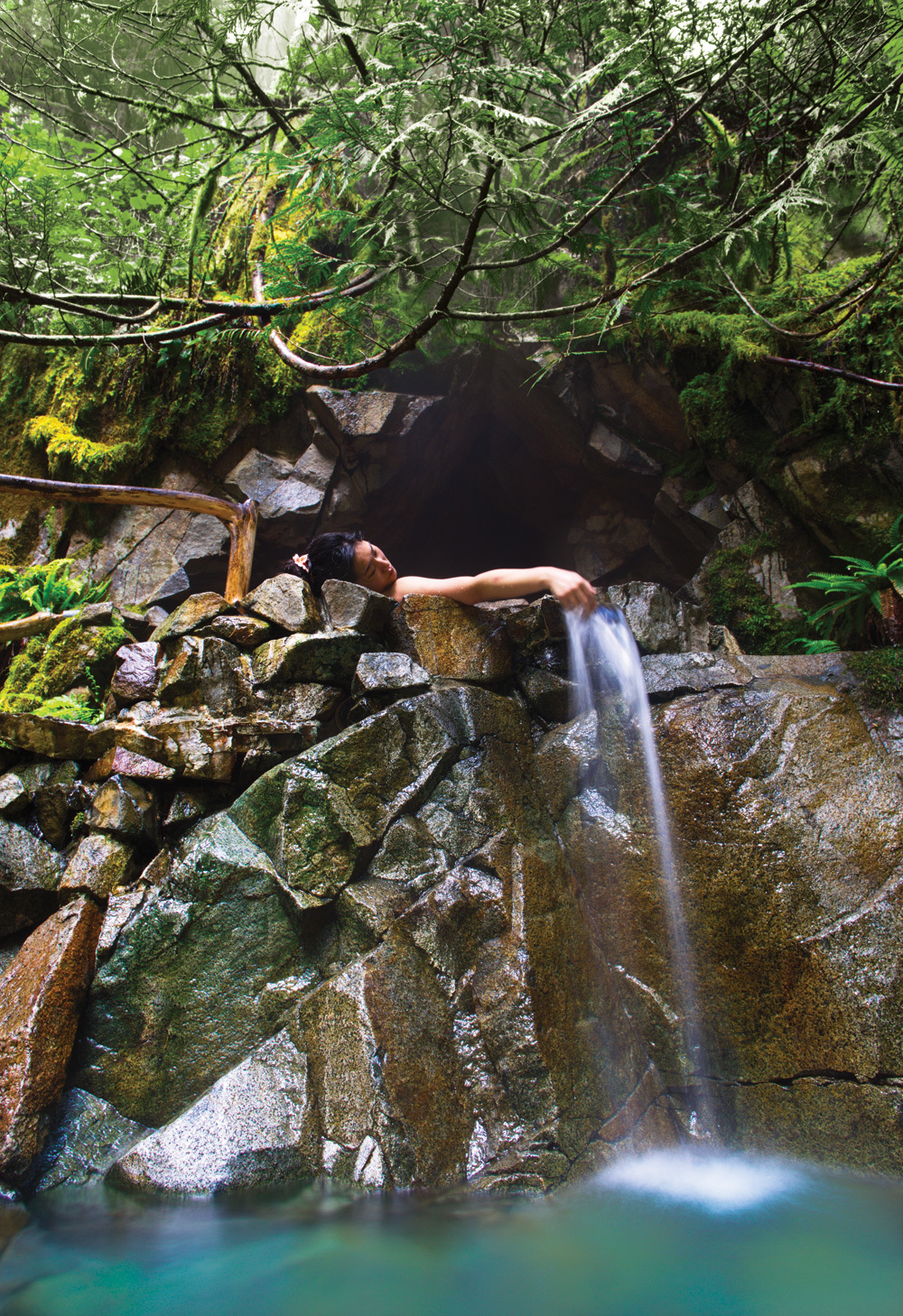 Hidden Hot Springs Near Seattle