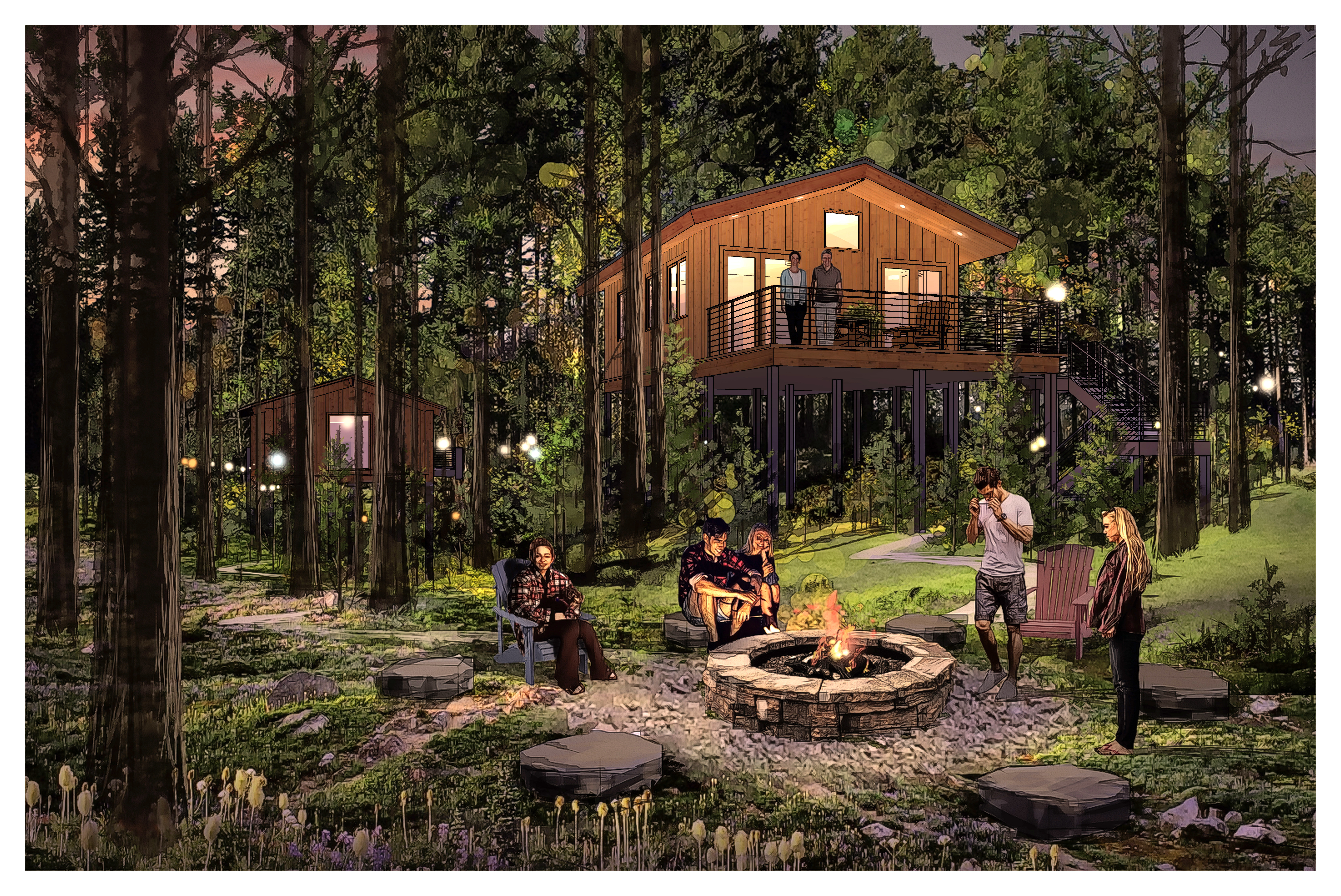 10 Tree House Retreats for the Perfect Cascadian Summer Getaway ...