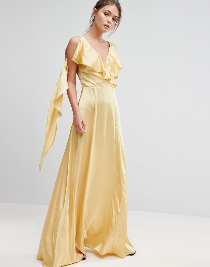 Get Movie Star Glam in These Gorgeous Yellow Gowns | Houstonia