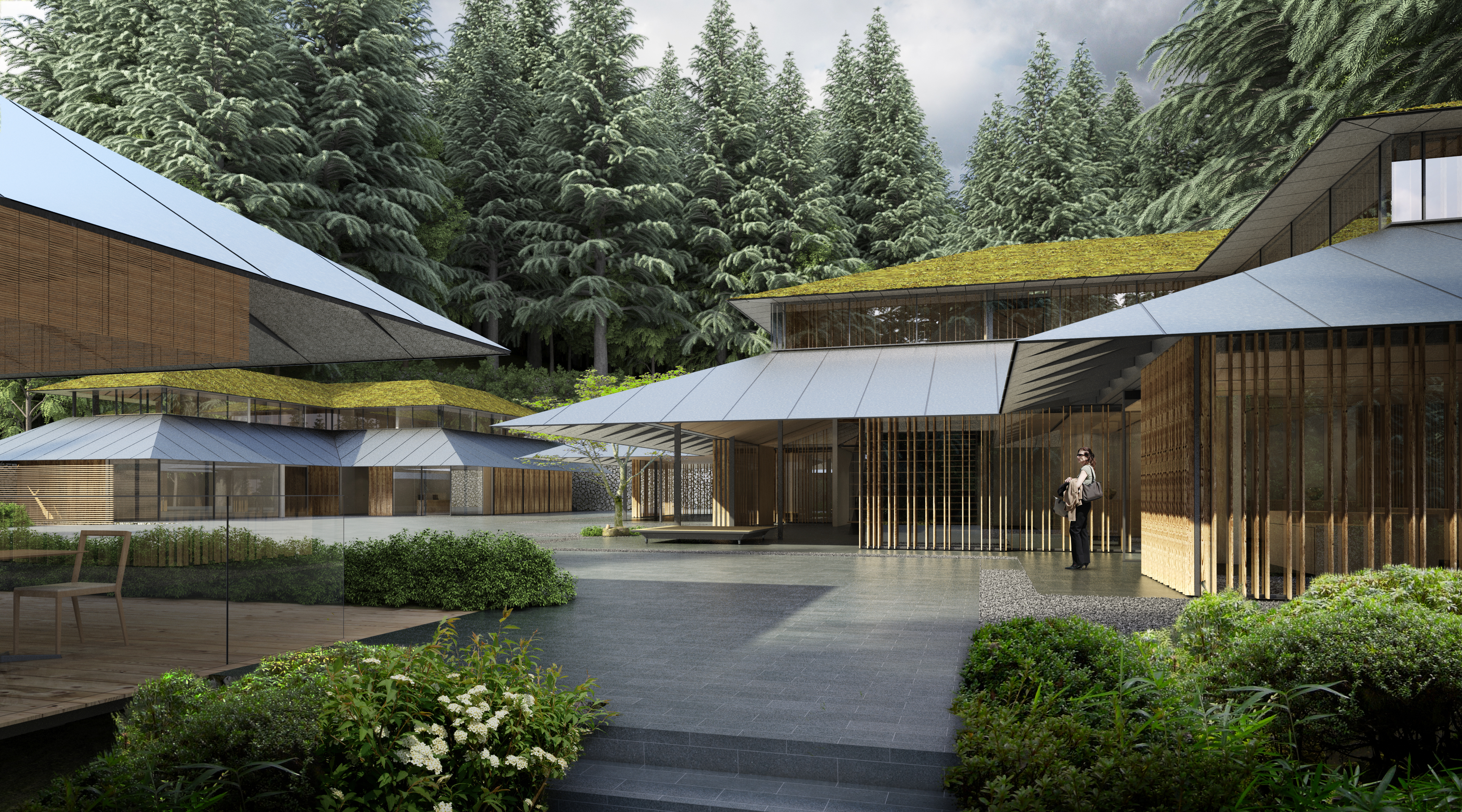 The Portland Japanese Garden Gets A Gorgeous Upgrade | Portland Monthly Part 43