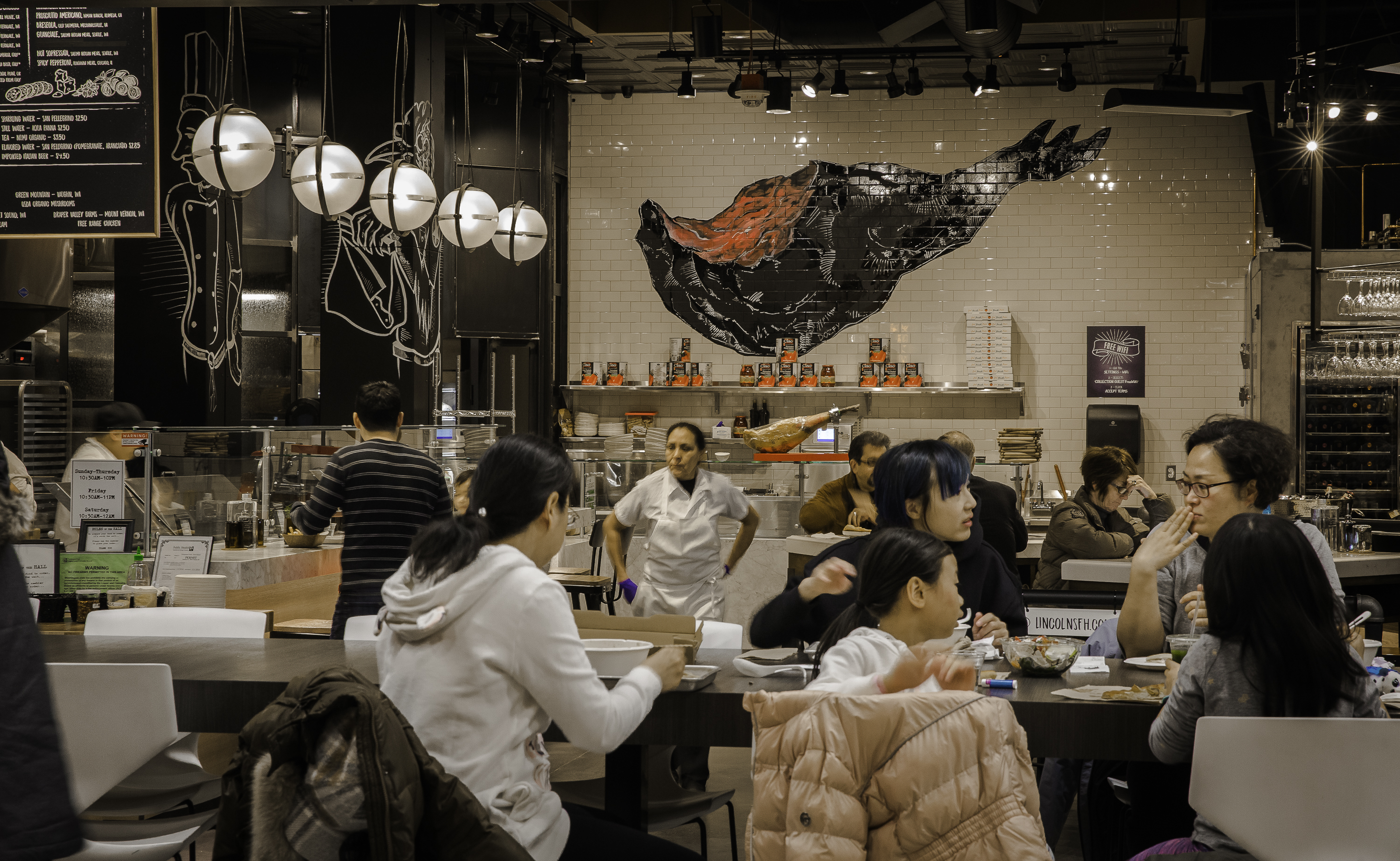 Lincoln South Food Hall Breathes New Life into Fast Casual Dining ...