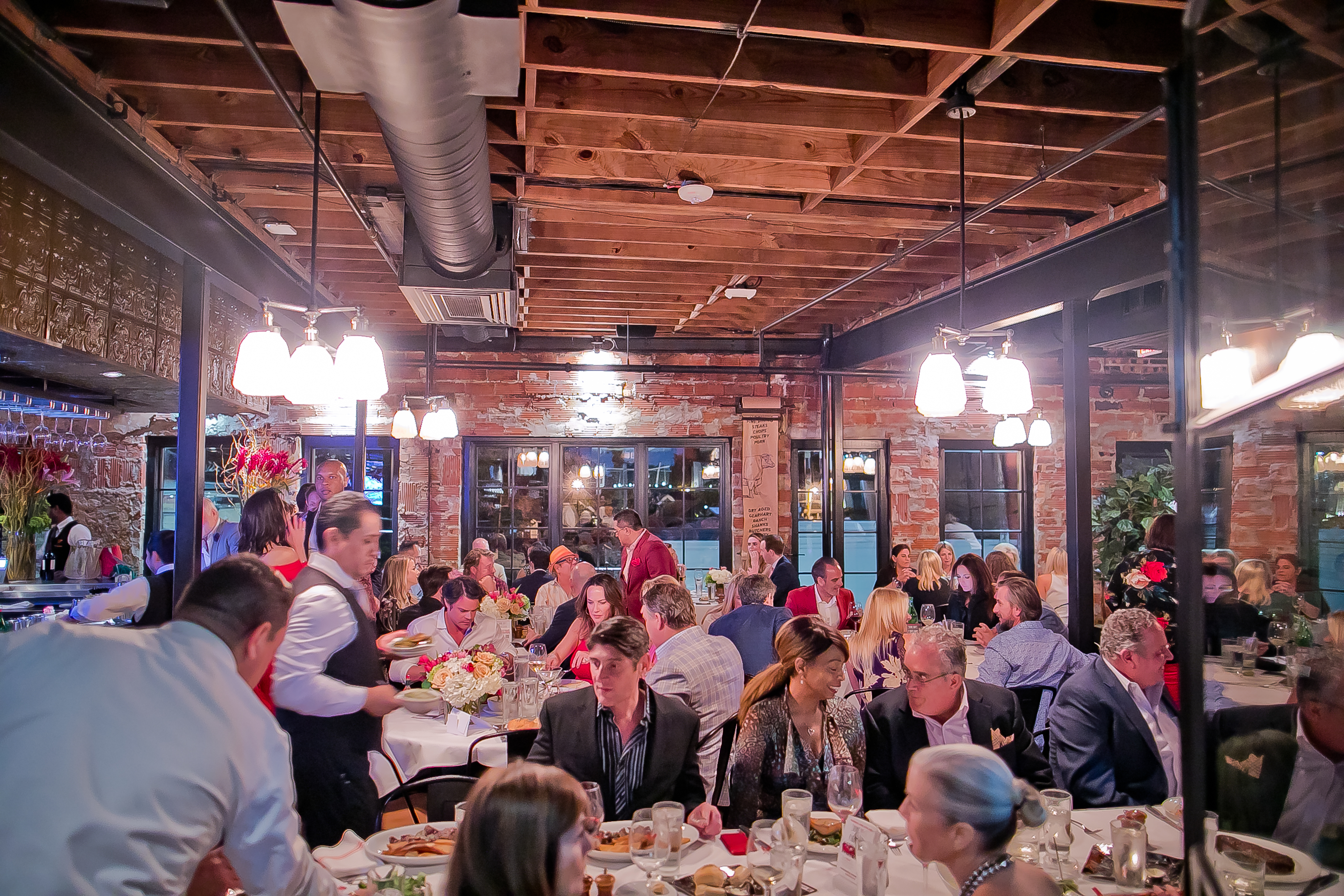 AIDS Foundation Dining Out For Life 2018 | Houstonia