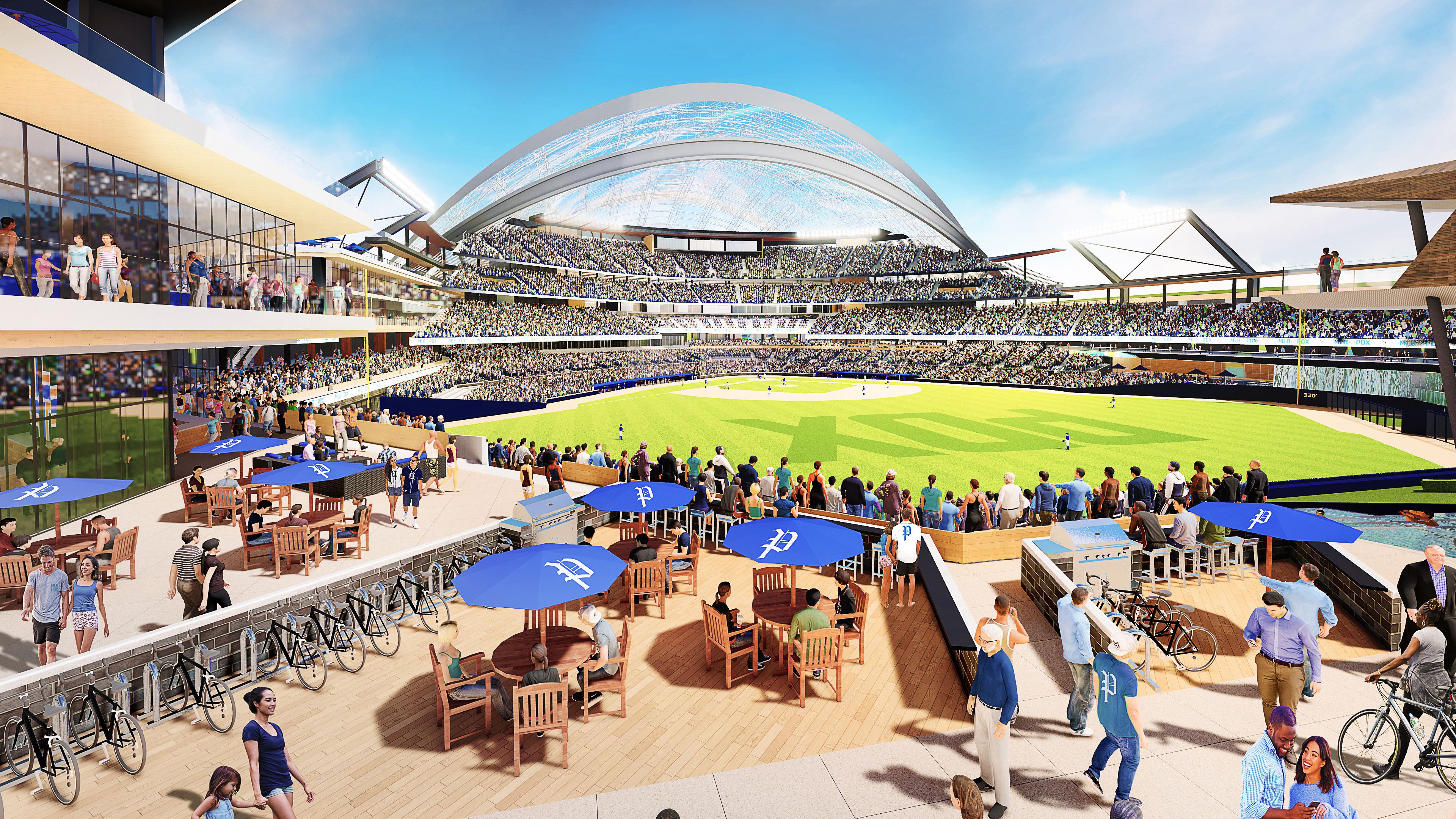 They Want to Build a Baseball Stadium in Northwest Portland