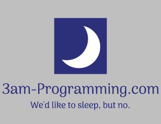 3am-Programming.com Logo