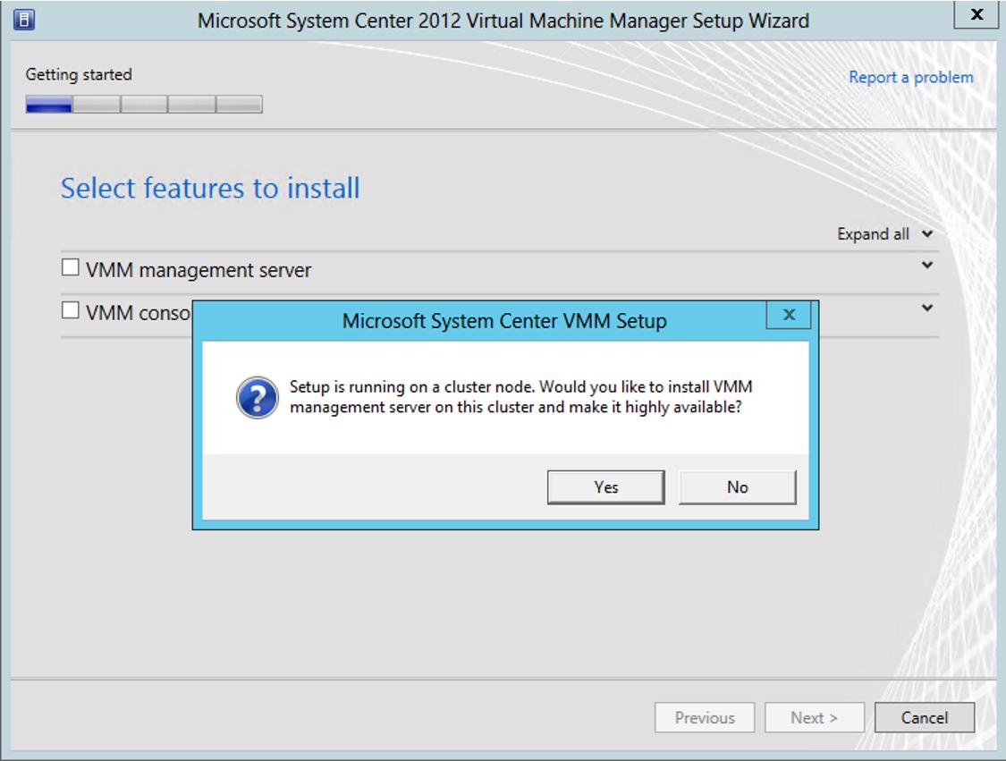 Install-SCVMM-HA-Cluster