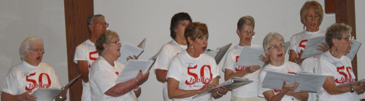 Jubilee choir cu44gj