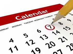 Calendar clip zbdtul
