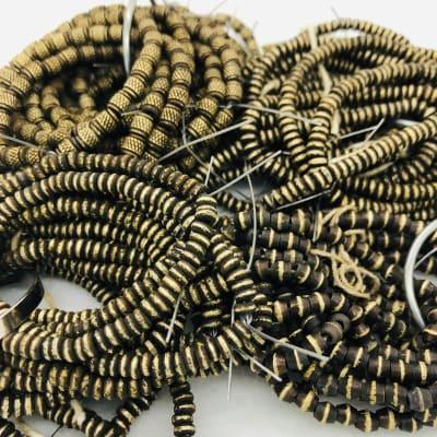Bronze Beads
