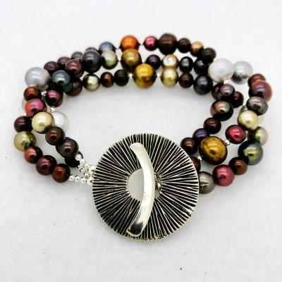 Bronze Jewelry Components