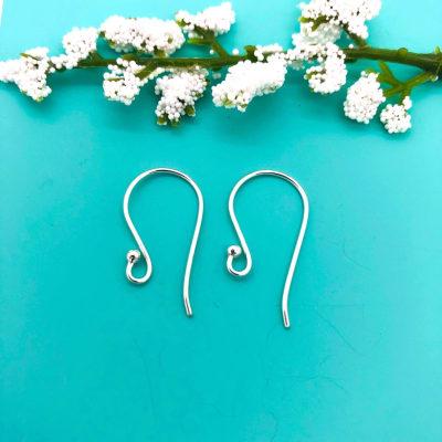 SE30 sterling silver earwires