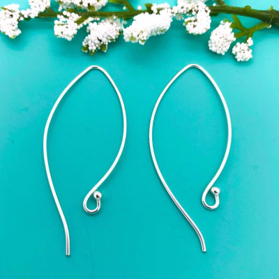 SE2 sterling silver earwires