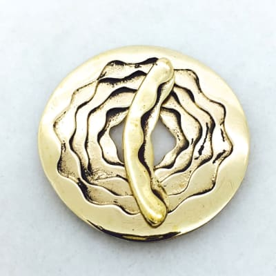 STB150 43mm bronze toggle