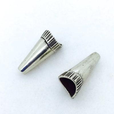 SCW31 White Bronze Cone