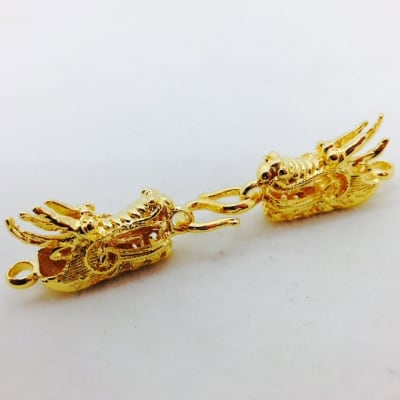Gold Plated Dragon