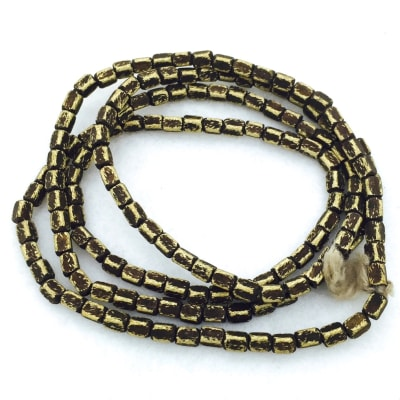 SB12 bronze beads