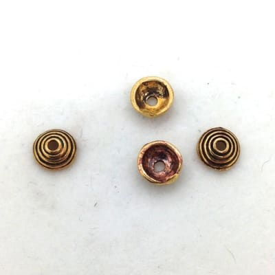 BC8 bronze cap, 10 pieces