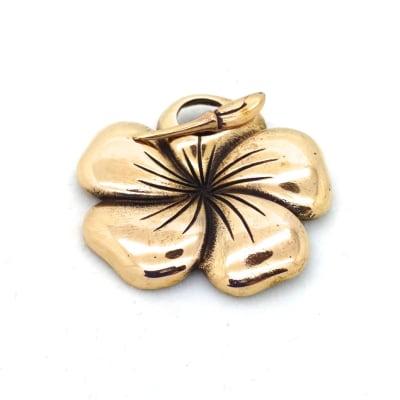 STB134 bronze toggle pendant