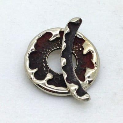SW86 white bronze toggle