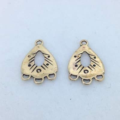 EF8 earring findings