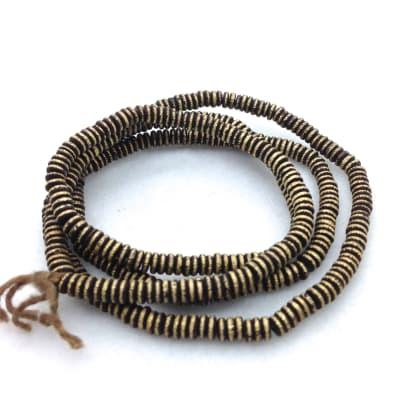 SB25 5mm bronze disc bead