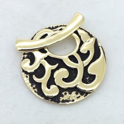 STB101 asian vines toggle pendant