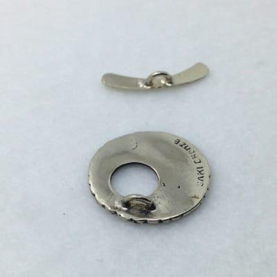 SW79 white bronze 22mm toggle