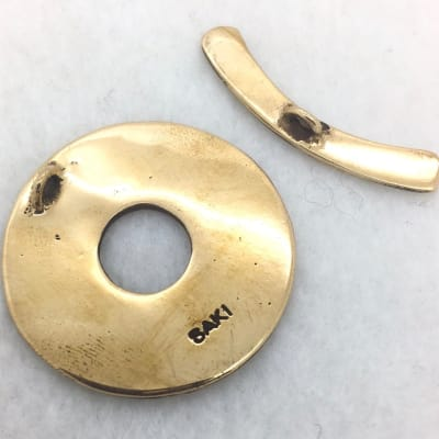 STB128 34mm Bronze Toggle