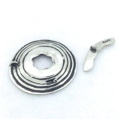 SW150 42mm white bronze layered toggle