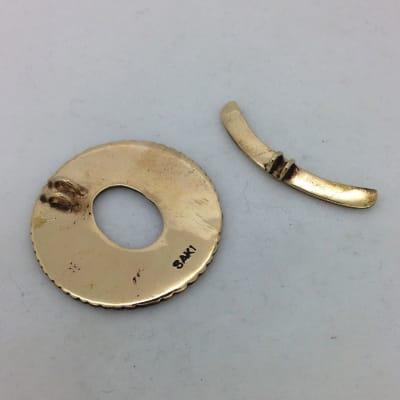 STB85 bronze toggle