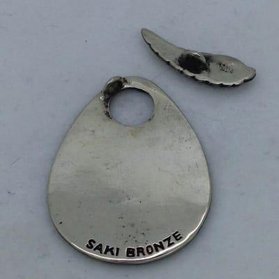 SW136 white bronze toggle pendant