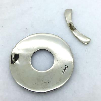 SW102 38mm White Bronze Toggle