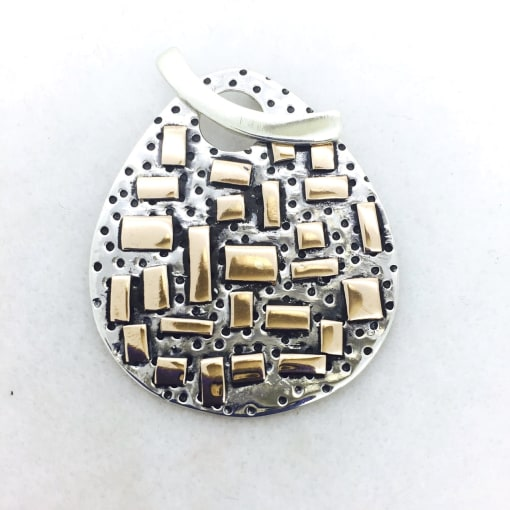 sterling silver toggles