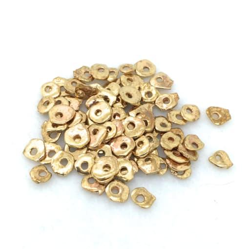 SB44 Bronze Beads, 10g