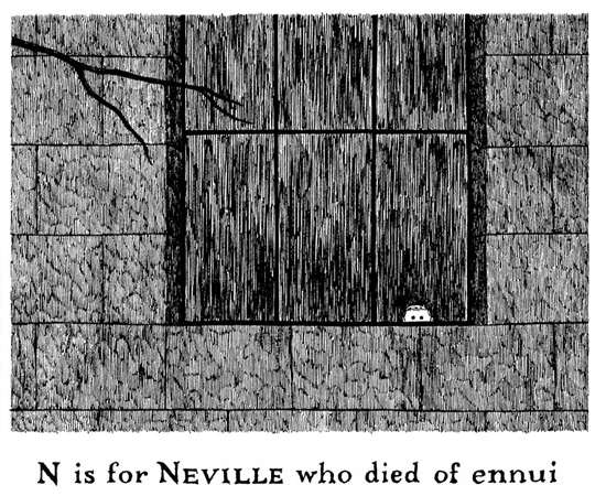 N is for Neville