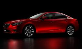 Фото Mazda 6 2.0 AT, Mazda 6 2.0 MT, Mazda 6 2.5 AT