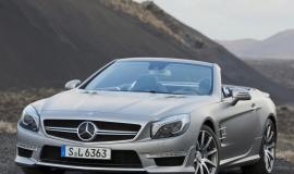 Фото Mercedes-Benz SL AMG 63 AT, Mercedes-Benz SL AMG 65 AT