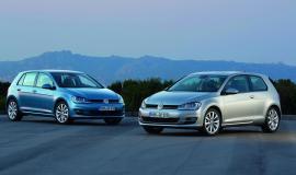 Фото Volkswagen Golf 1.2 TSI 105hp DSG, Volkswagen Golf 1.2 TSI 105hp MT, Volkswagen Golf 1.2 TSI 85hp MT, Volkswagen Golf 1.4 TSI 122hp DSG, Volkswagen Golf 1.4 TSI 122hp MT, Volkswagen Golf 1.4 TSI 140hp DSG, Volkswagen Golf 1.4 TSI 140hp MT, Volkswagen Golf 1.6 TDI 4Motion MT, Volkswagen Golf 2.0 TDI 4Motion MT, Volkswagen Golf 2.0 TSI R 4Motion AT, Volkswagen Golf 2.0 TSI R 4Motion MT